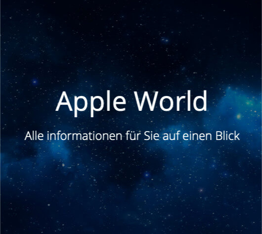 Comline Apple World.